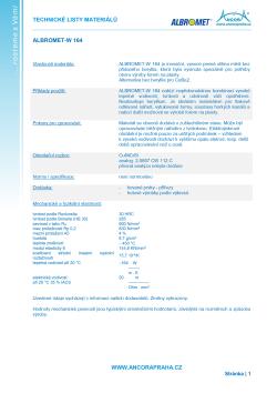 ALBRO-TECH-LIST-W164