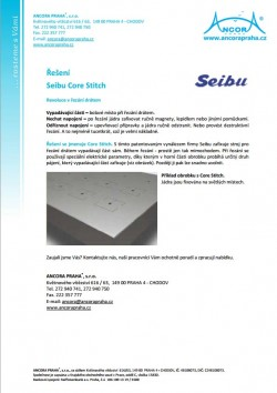 seibu core stitch